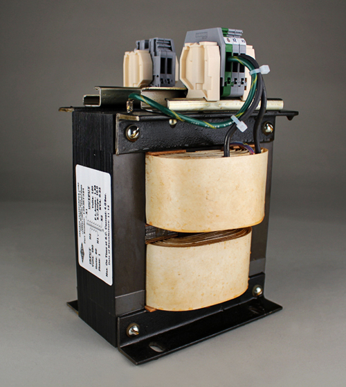 Image of Osborne #13936T324 high impedance transformer.